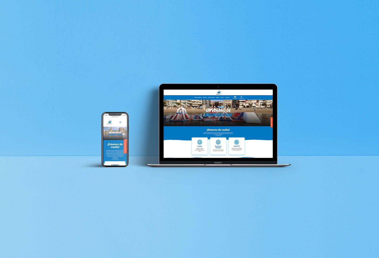 diseño páginas web Tarragona