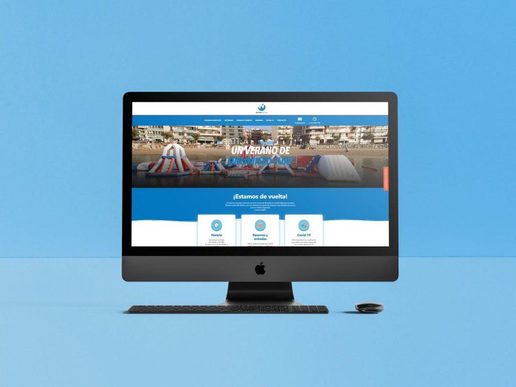 empresa de diseño de páginas web