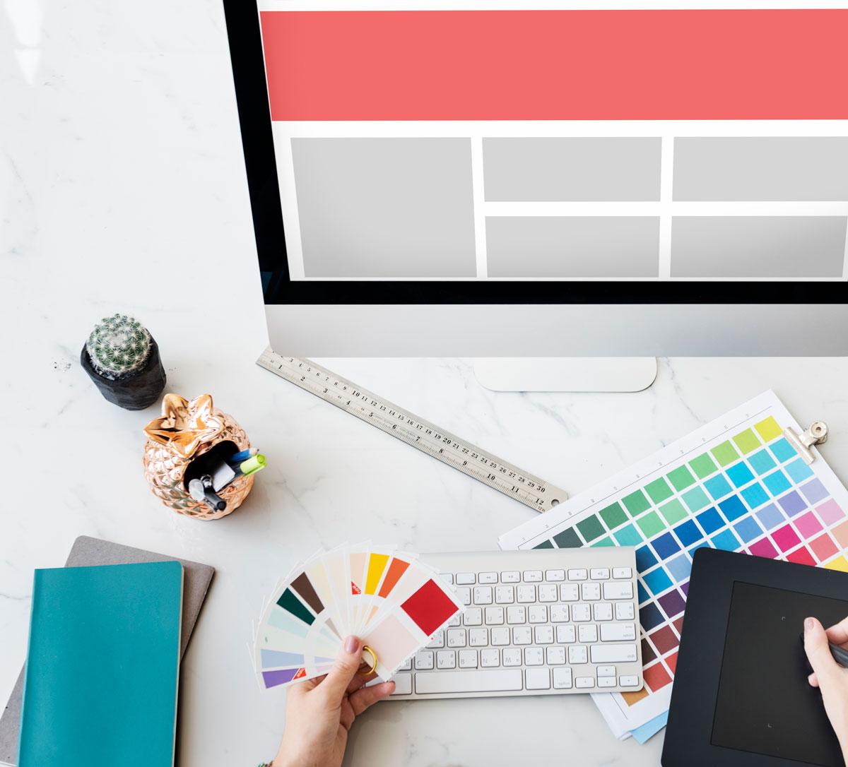 proyectos de diseño web